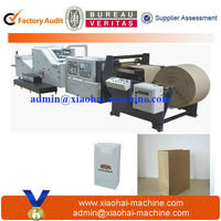 Fully Automatic Handle Kraft Paper Bag Machine