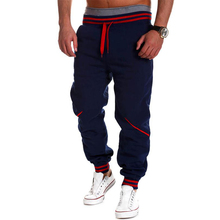 men's Harem Pants Casual Skinny Jogger Pants