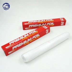 Household wrapping Aluminium Foil