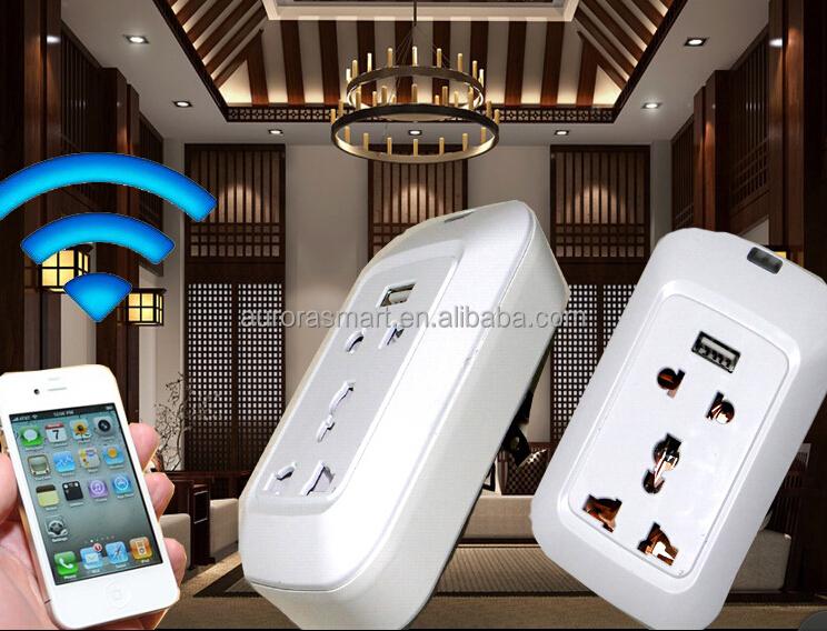 2015 nieuw ontwerp smart home draadloze zigbee stopcontact for Home wifi architecture