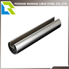 Single groove stainless steel slot pipe for handrail