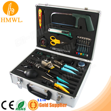 23 Pieces Multifunction Tool Kit Case with Tweezer Scissor