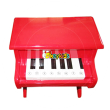 wholesale cheap baby wooden piano toy funny kids wooden piano toy high quality children wooden piano toy W07K002
