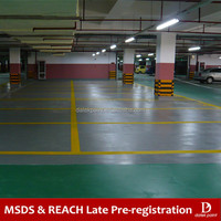 DE418 Water Based Epoxy Flooring Paint