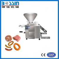 Low manufacturing cost energy-saving pork sausage processing machine