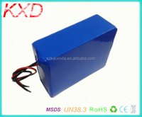 LiFePO4 Lithium Iron Phosphate electric bike battery 36v 15ah