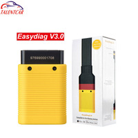 Launch EasyDiag 3.0/Plus OBDII Bluetooth Code Reader Android/iOS Scanner OBD2 Extended Cable Diagnostic Tool X431 Easy Diag 2.0