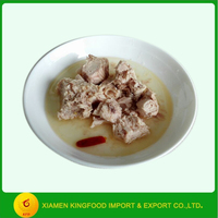 OEM bulk canned tuna brand in spicy oil Chinese canned tuna companies