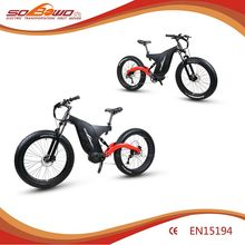 Fatbikes 1000w 26inch hills roads electric bicycle factory