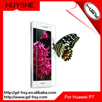 HUYSHE 2.5d 0.3mm tempered screen protector for for Huawei P7