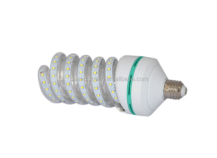Amazing price,High safety!!! energy saving bulbs CFL BULB 24W led corn lamp bulb ENERGY SAVING LAMP