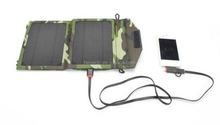 Outdoor intelligent solar panel charger waterproof power bank charger for mobile phone