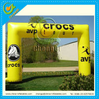 Advertising inflatable arch rental for sale