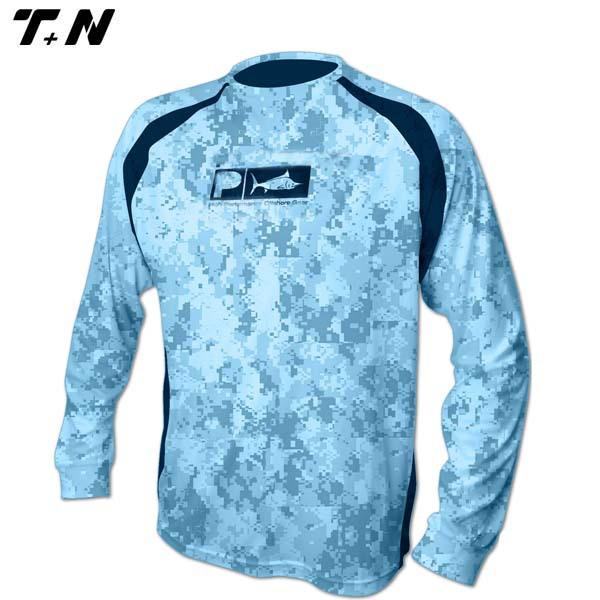 Mens fishing shirt tournament fishing jerseys fishing wear for Polyester fishing shirts