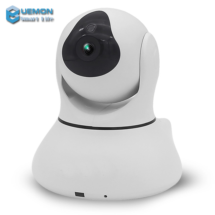 H.264 alarm push motion detector Mini ONVIF P2P wireless wifi ip camera