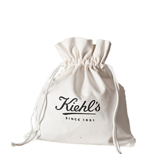 New Design Cheap Promotional calico bag drawstring