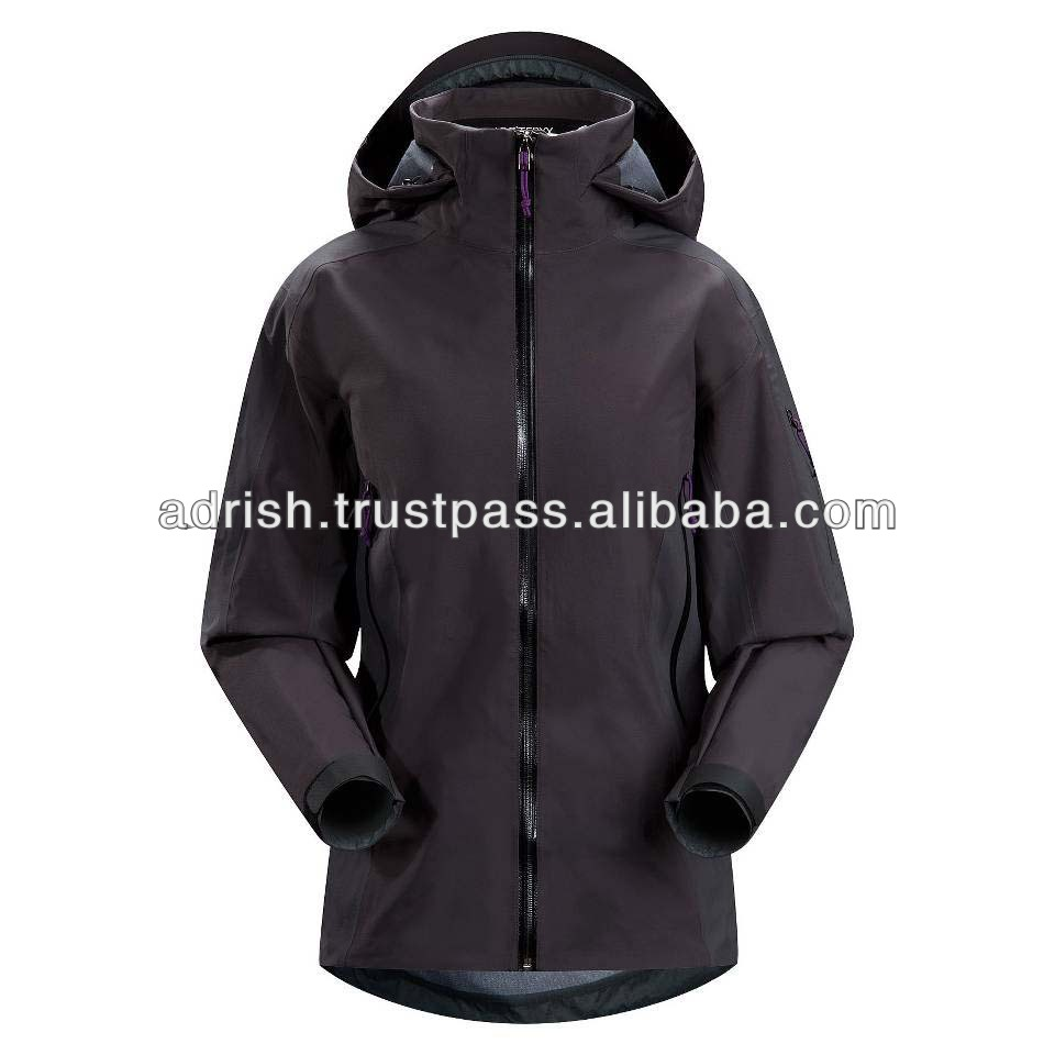 Men waterproof ski jacket winter down jacket