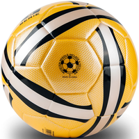 Football Soccer Ball Customized Logo Pvc