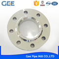 GEE Good reputation standard stainless steel pipe tube flange