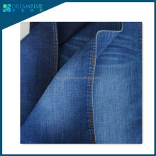 10oz cotton POLY woven SLUB denim shirting fabric