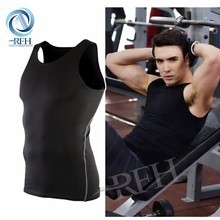 wholesale men running top tank <strong>sports</strong> vest quick dry shirt