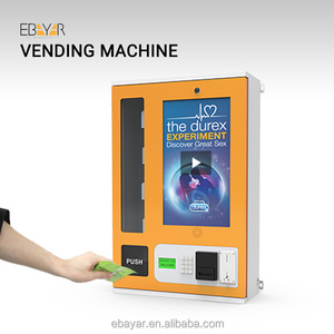 Wall Mounted Vending Machine For Sale Best Price with Good Quality