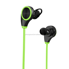 New Products 2017 Mobile Phone Earphone,Portable Wireless Bluetooth In Ear Earphone & Headphone for Smartphone