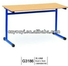 School Furniture Double Desk(G3186)