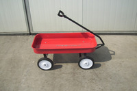 small steel tool cart