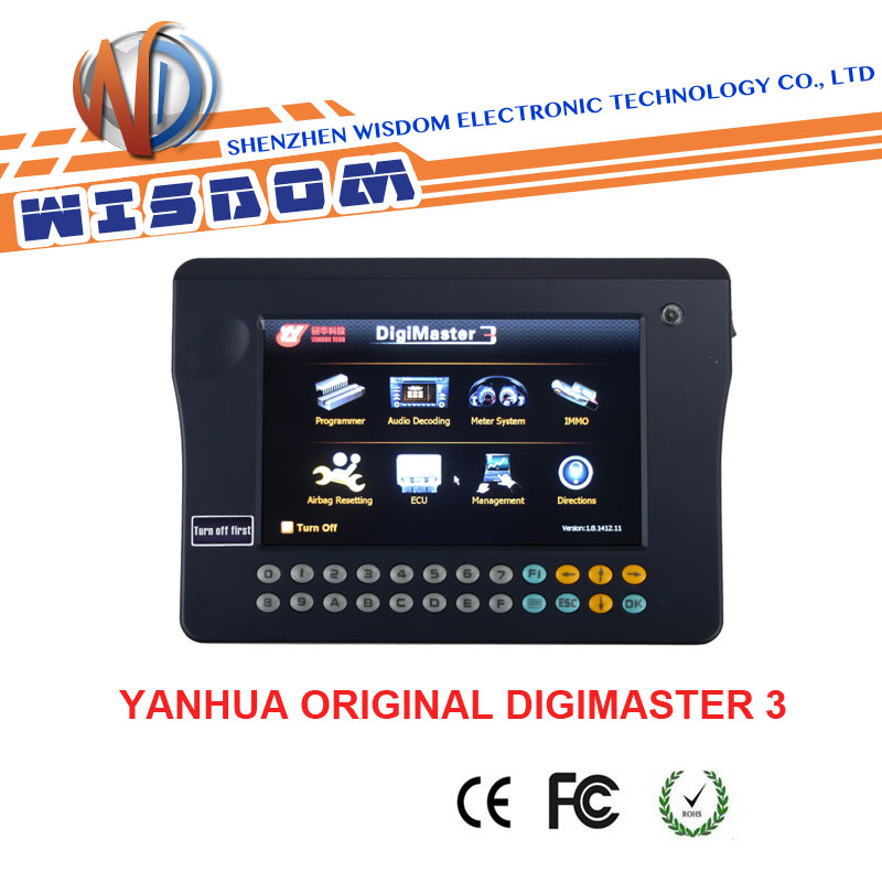 Original Digimaster 3 odometer adjusting Digimaster 3 unlimited Digimaster III car key programming Tools