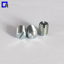 Customized High Precision Slotted Headless Bolt Screw