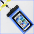 Super fashion waterproof case for cell phone, water proof phone case bag