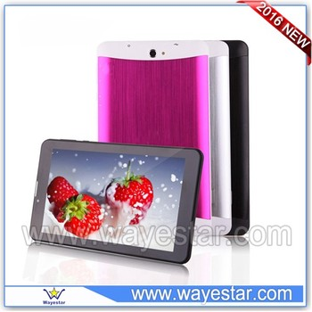 Alibaba mtk6572 dual core 3G phone tablet with wifi gps wifi