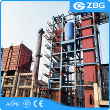 ZG 20t 3.82MPa Power Plant Hot Sale Steam Biomass Boiler