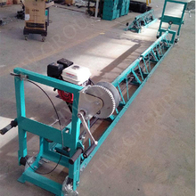 Concrete road equipment vibrating concrete leveling machine with honda engine