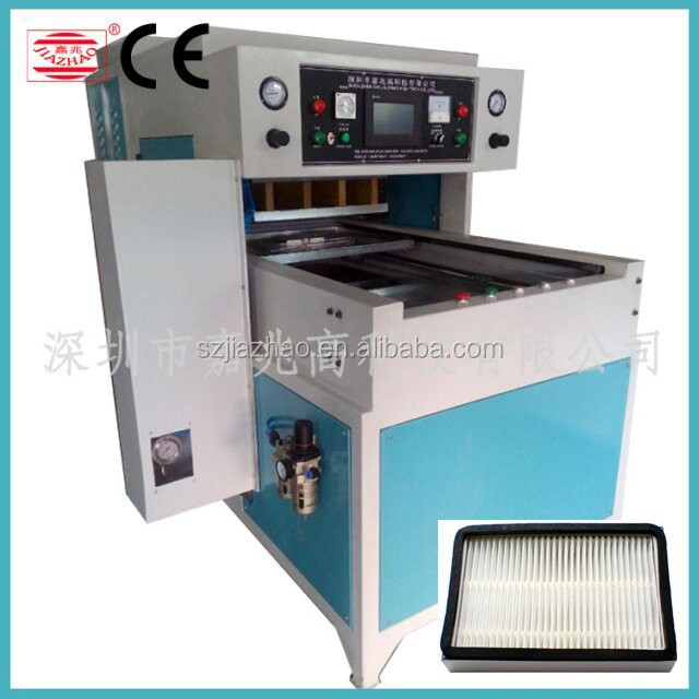 Sliding Table High Frequency Single Head UPVC Welding Machine
