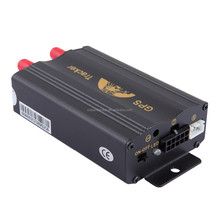 Vehicle gps tracker tk103 fuel level sensor gps103/tk103