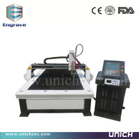 New product LXP1325 auto cad plasma cutting machine