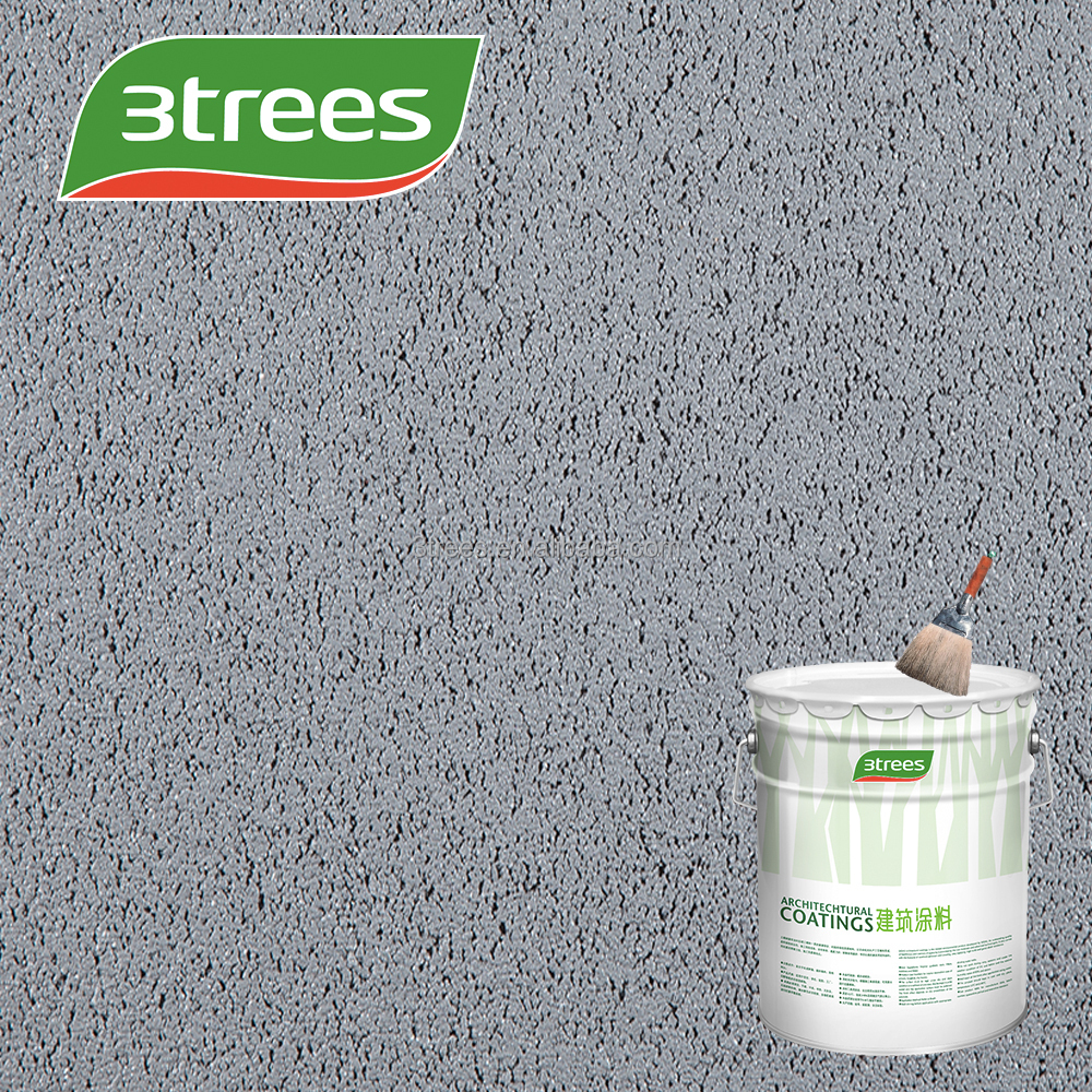 3TREES Decoration Texture Exterior Wall Paint