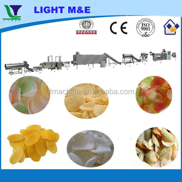 Potato Chips/French Fries Production Line