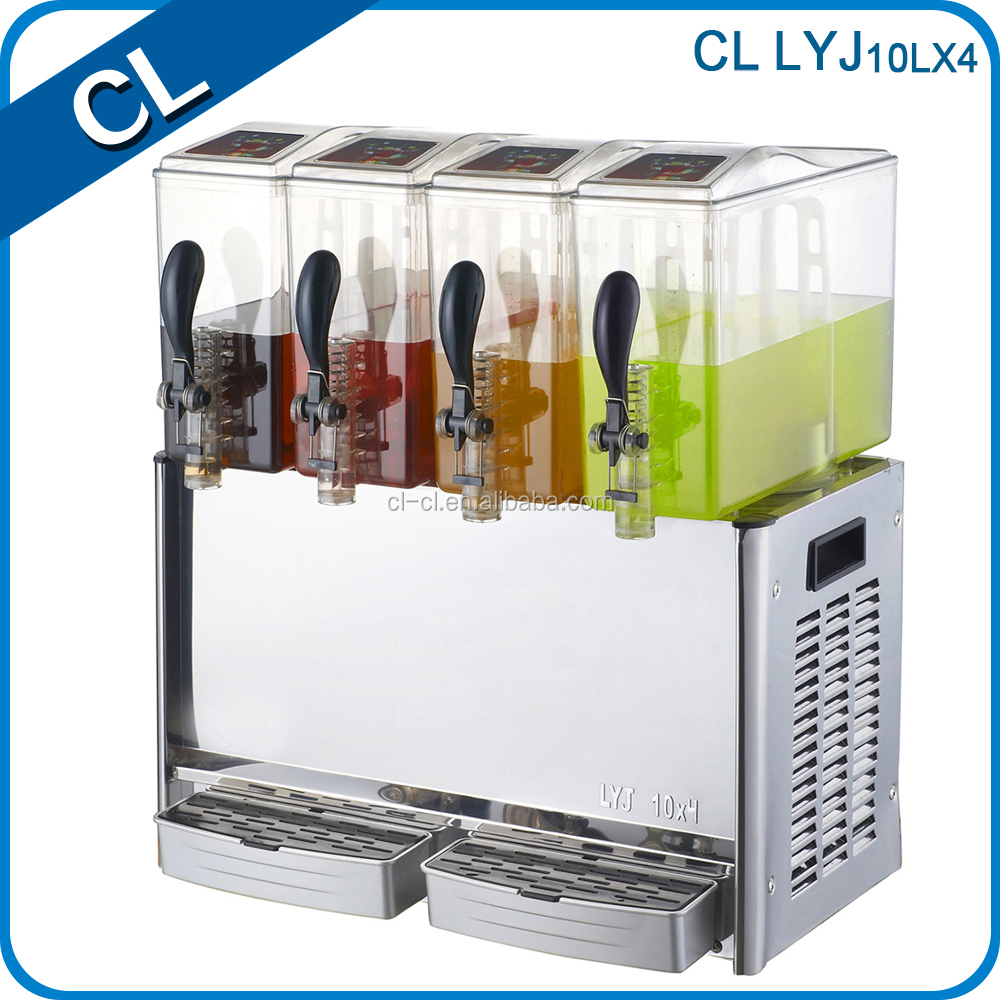 10L with stainless steel panel orange juice squeezing machine