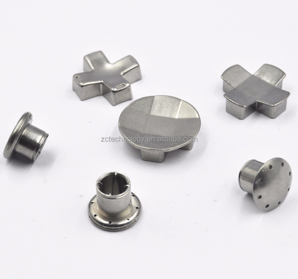 High precision OEM Customized Toy accessories with CNC Machining and powder metallurgy