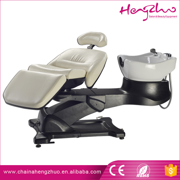 Best choice good quality professional hair wash chair salon furniture with factory price
