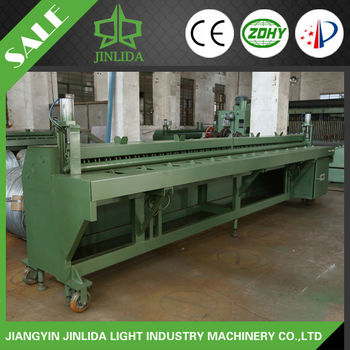 High Efficient Netting Sheet End Winding Up Machine For Max Mesh Width 4000mm