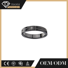 Hot selling wholesale wedding jewelry cage rings, men's ring