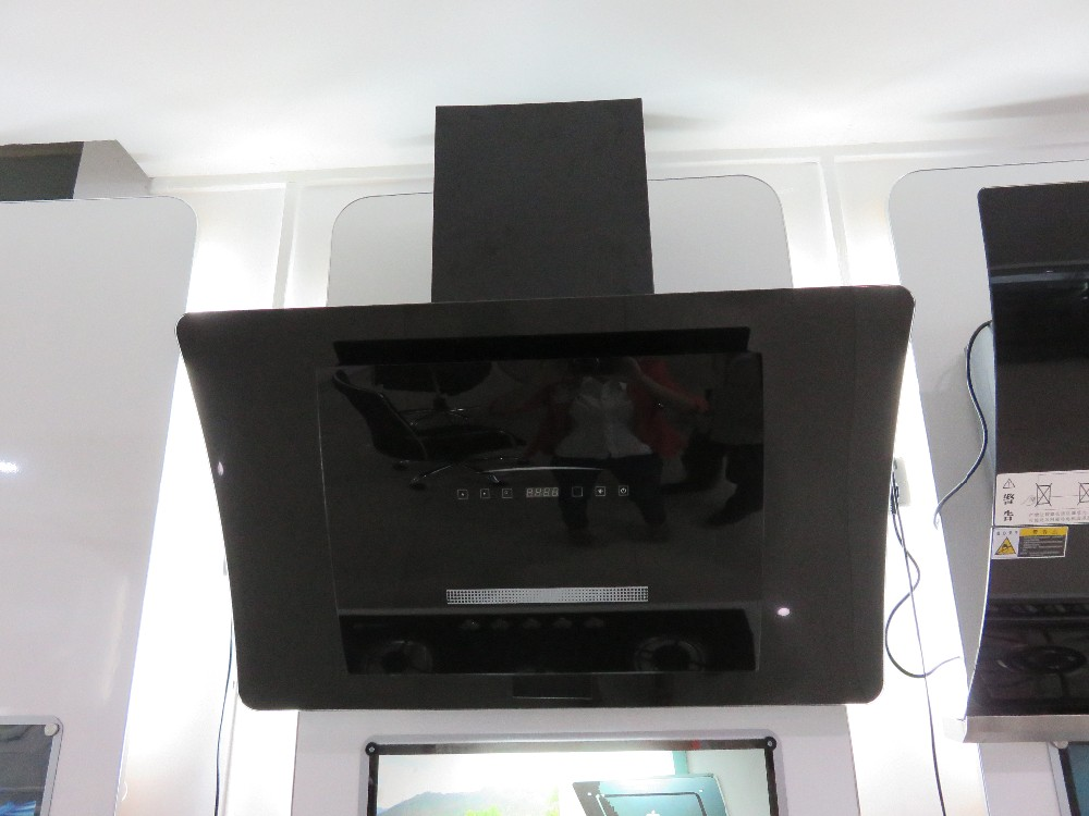 Kitchen extractor stove exhaust fan chimney hood