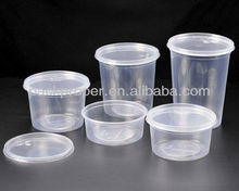 16oz PP microwavable Deli cup