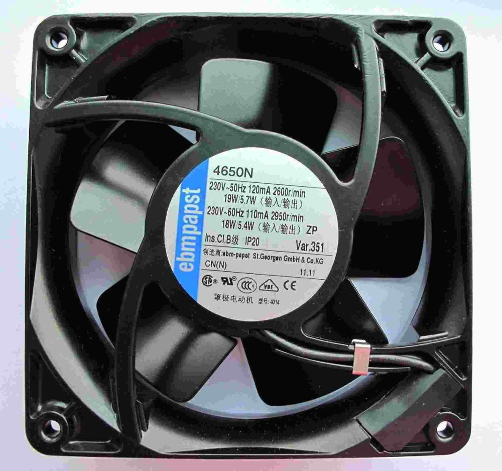 Electronic components 4715SL-04W-B59-D50 4715SL-04W-B59 for NMB 12V 119x119x38.4mm Cooling fan supplier