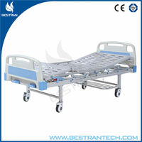 BT-AM202 China factory sale 2 functions hospital beds and furniture, hospital bed zhangjiagang, hospital bed with chamber pot