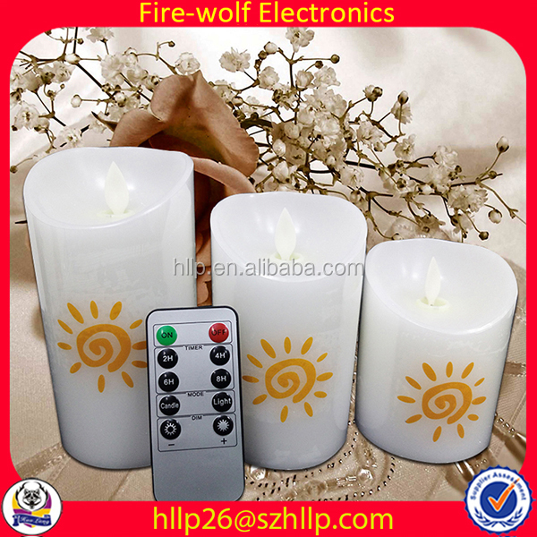 Paraffin Wax Candle Supplier Christmas Grave Decorations Factory